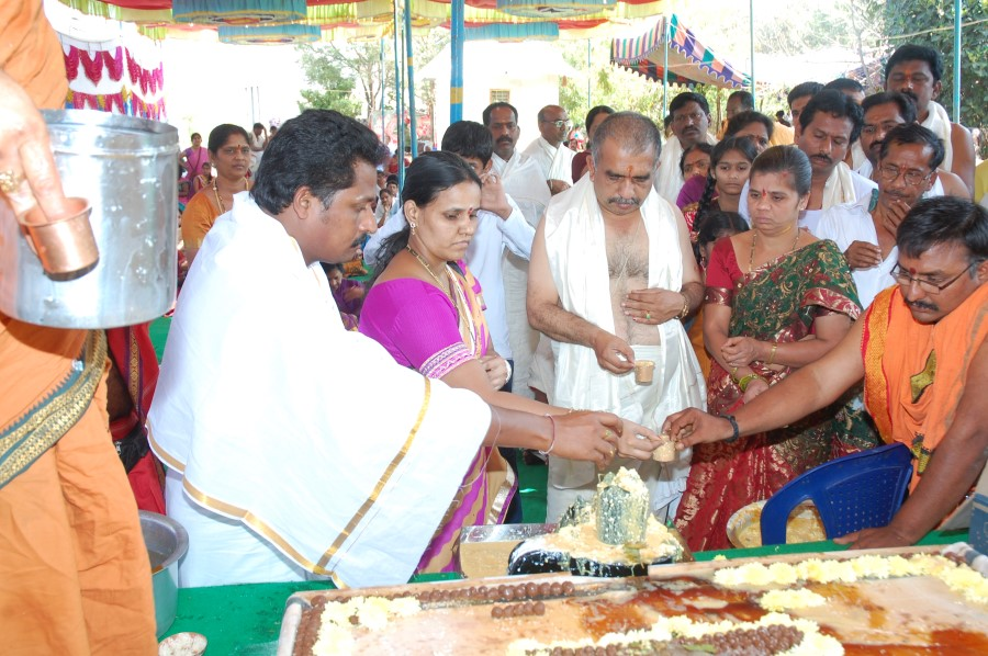 Maha Shivratri Special Maha Pasupatha Homam 2014 (51)