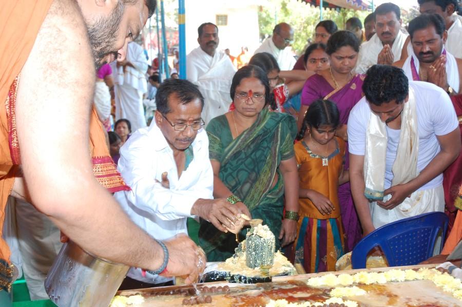 Maha Shivratri Special Maha Pasupatha Homam 2014 (52)