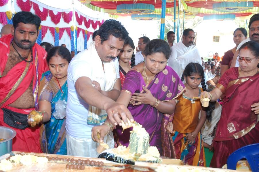 Maha Shivratri Special Maha Pasupatha Homam 2014 (54)