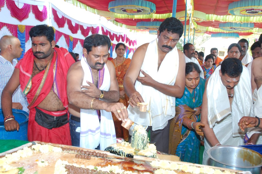 Maha Shivratri Special Maha Pasupatha Homam 2014 (56)