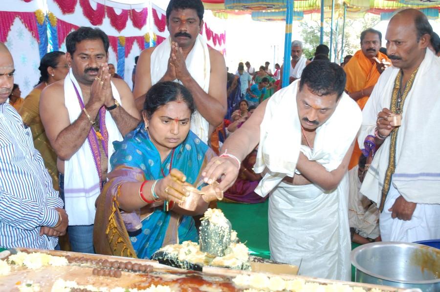 Maha Shivratri Special Maha Pasupatha Homam 2014 (57)