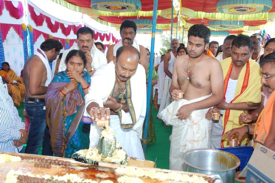 Maha Shivratri Special Maha Pasupatha Homam 2014 (58)