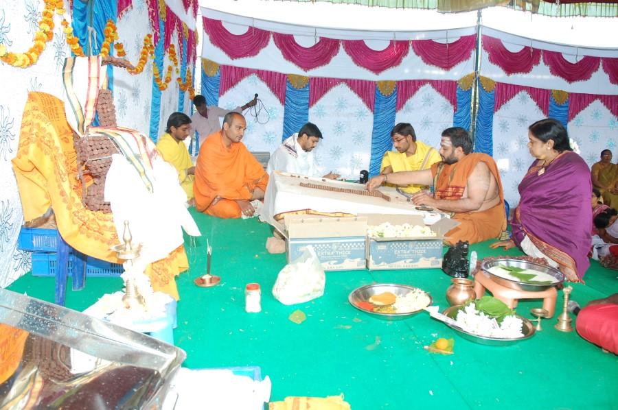 Maha Shivratri Special Maha Pasupatha Homam 2014 (6)