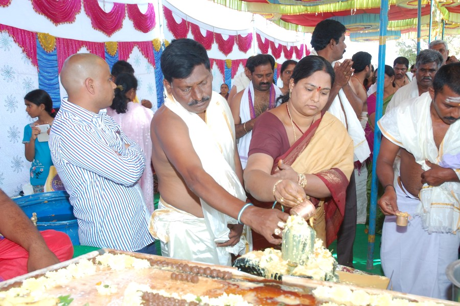 Maha Shivratri Special Maha Pasupatha Homam 2014 (61)