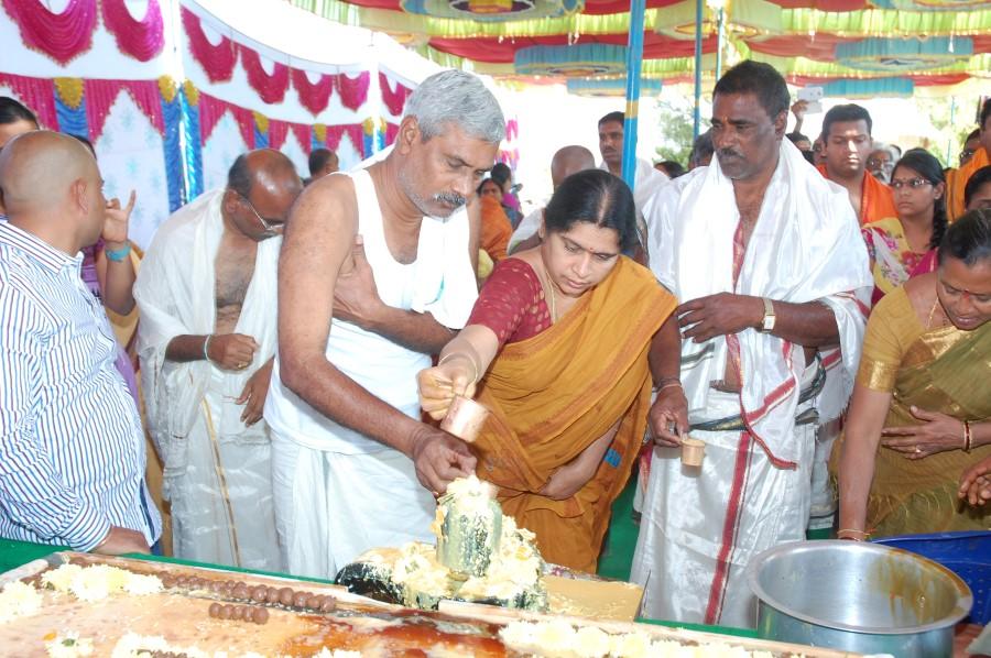 Maha Shivratri Special Maha Pasupatha Homam 2014 (65)