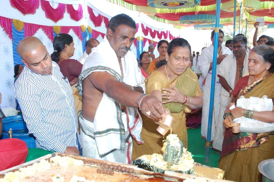 Maha Shivratri Special Maha Pasupatha Homam 2014 (66)