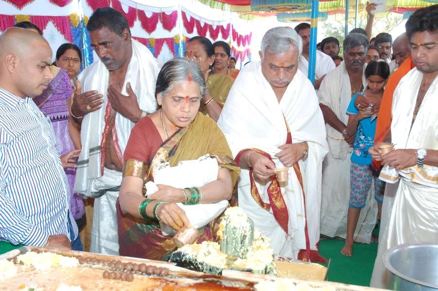 Maha Shivratri Special Maha Pasupatha Homam 2014 (67)