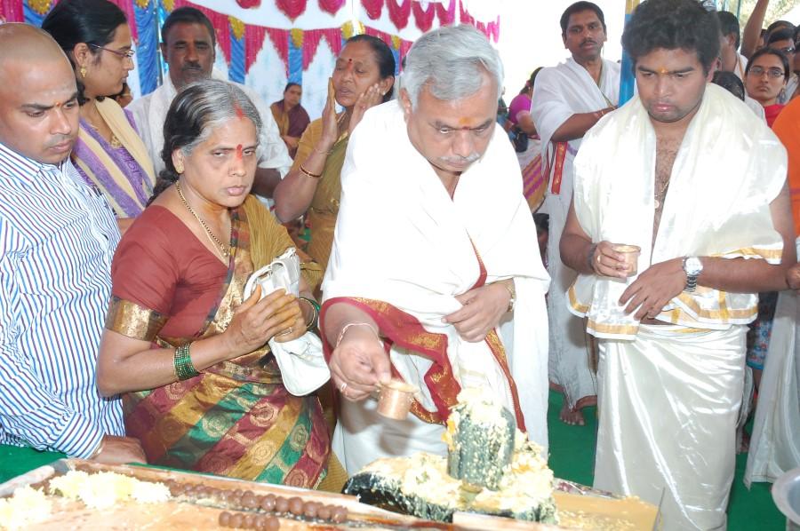 Maha Shivratri Special Maha Pasupatha Homam 2014 (68)