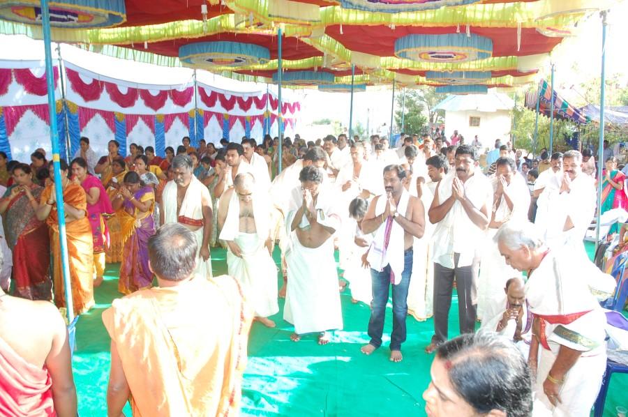 Maha Shivratri Special Maha Pasupatha Homam 2014 (7)