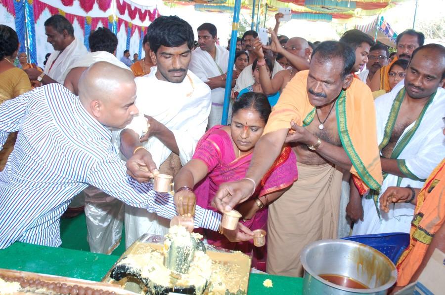 Maha Shivratri Special Maha Pasupatha Homam 2014 (70)