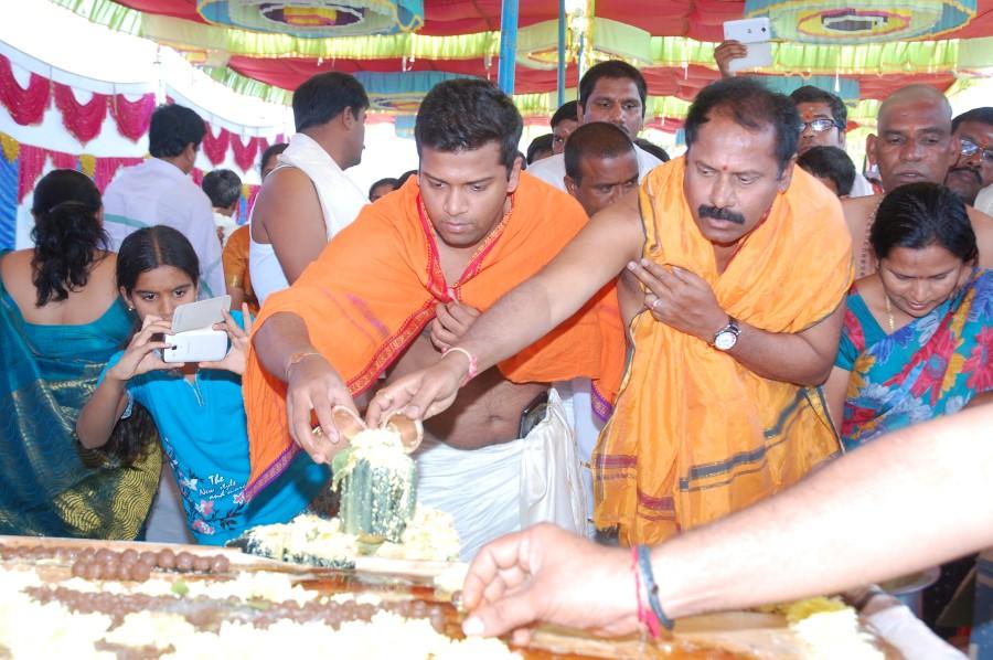 Maha Shivratri Special Maha Pasupatha Homam 2014 (72)