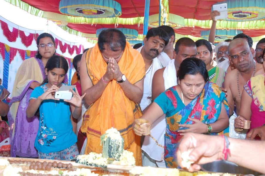 Maha Shivratri Special Maha Pasupatha Homam 2014 (73)