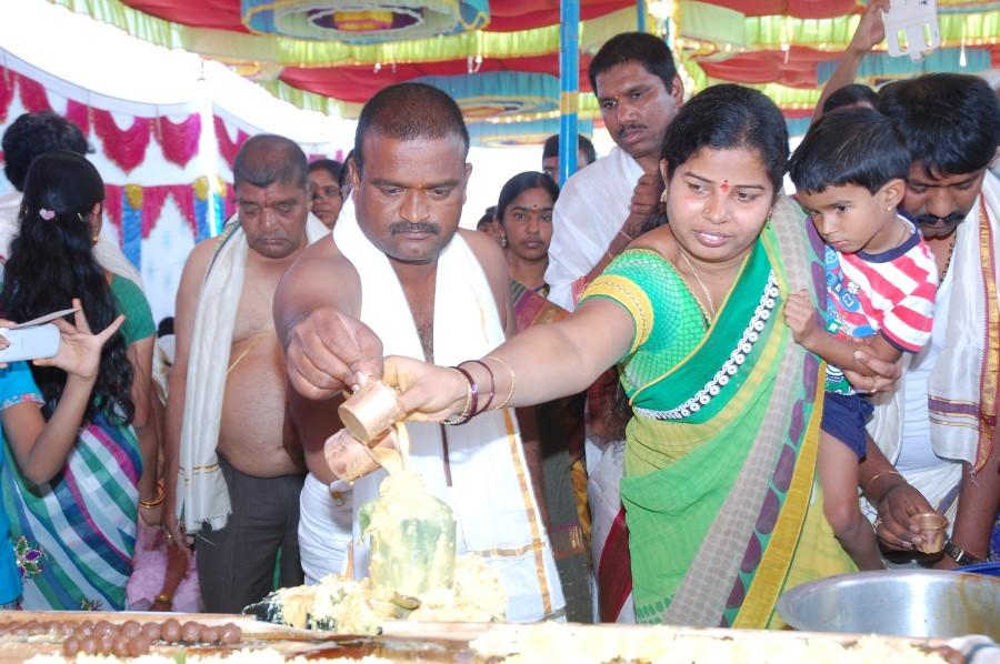 Maha Shivratri Special Maha Pasupatha Homam 2014 (75)