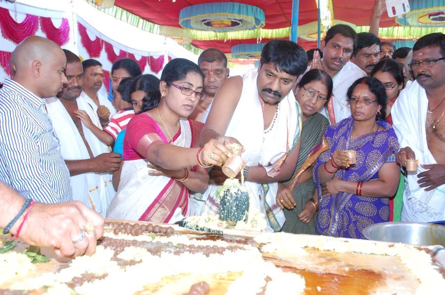 Maha Shivratri Special Maha Pasupatha Homam 2014 (76)