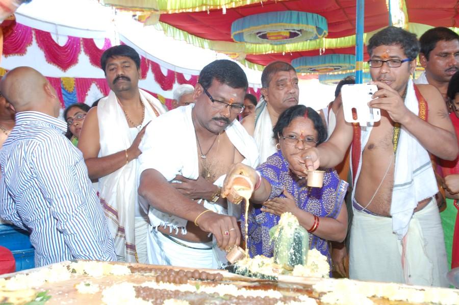 Maha Shivratri Special Maha Pasupatha Homam 2014 (77)