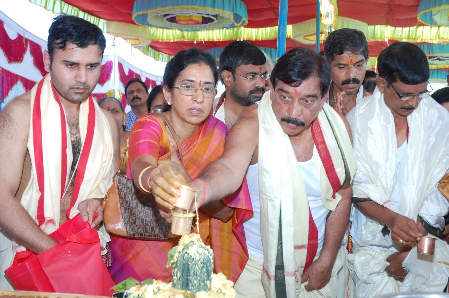 Maha Shivratri Special Maha Pasupatha Homam 2014 (83)