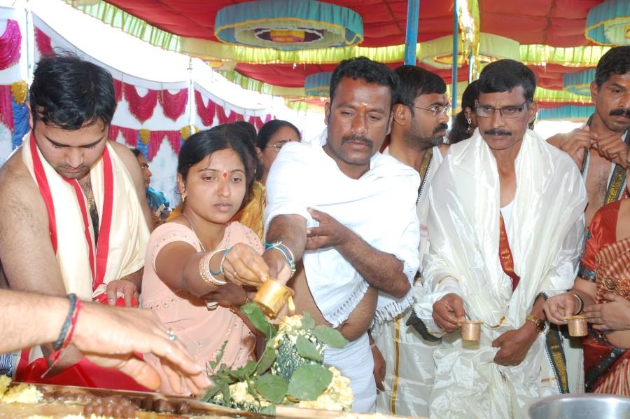 Maha Shivratri Special Maha Pasupatha Homam 2014 (84)