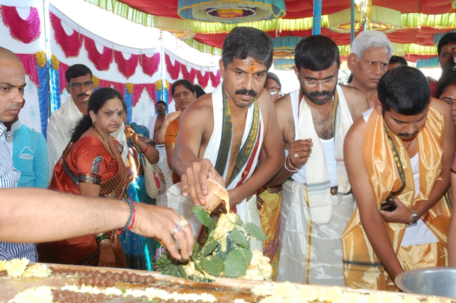 Maha Shivratri Special Maha Pasupatha Homam 2014 (86)