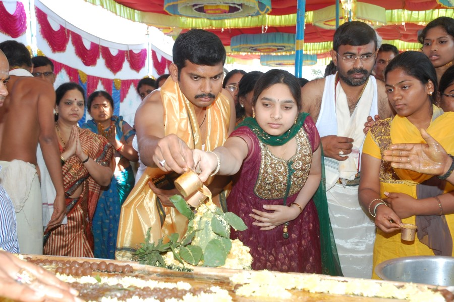 Maha Shivratri Special Maha Pasupatha Homam 2014 (87)
