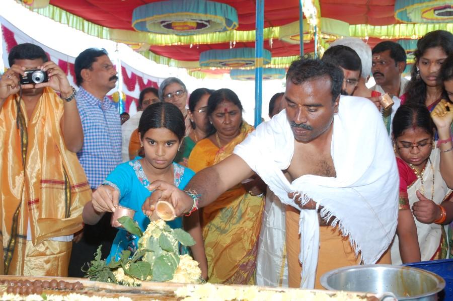 Maha Shivratri Special Maha Pasupatha Homam 2014 (88)
