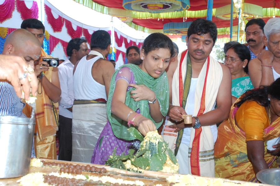Maha Shivratri Special Maha Pasupatha Homam 2014 (90)