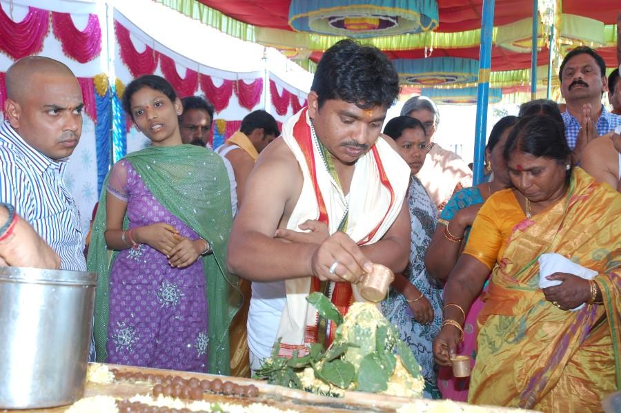 Maha Shivratri Special Maha Pasupatha Homam 2014 (91)