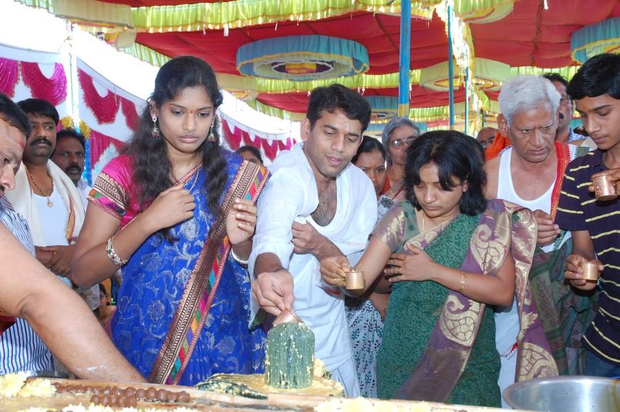 Maha Shivratri Special Maha Pasupatha Homam 2014 (94)