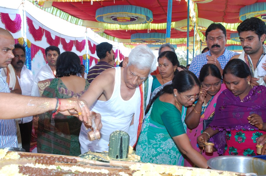 Maha Shivratri Special Maha Pasupatha Homam 2014 (95)