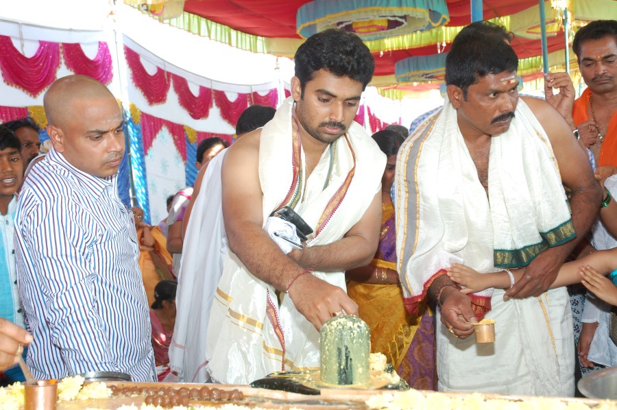 Maha Shivratri Special Maha Pasupatha Homam 2014 (98)