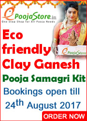 Eco Friendly Clay Ganesh Puja Samagri Kits. Buy Online Pooja Samagri on epoojastore.com