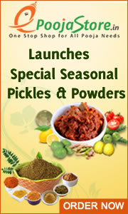 Epoojastore Launches Special Seasonal Pickles and Powders Order on epoojastore.com