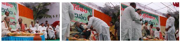 Homa Gallery Homa S At Srisailam Siddanthi Ashramam At