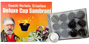 Deluxe Cup Sambrani