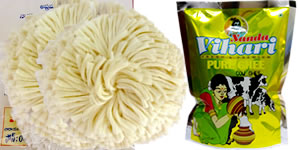 Karthikamasam Special 365 Wicks(Vattulu) Pure Cow Ghee 1kg
